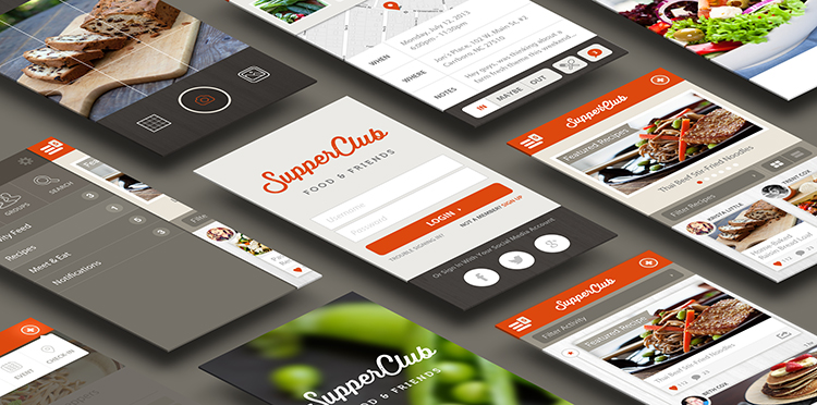 SupperClub iOS App Is Here!